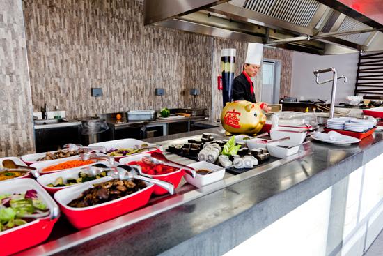 L-Orjent Restaurant Buffet