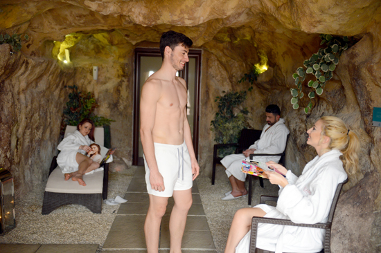 Grotta at Pearl Spa