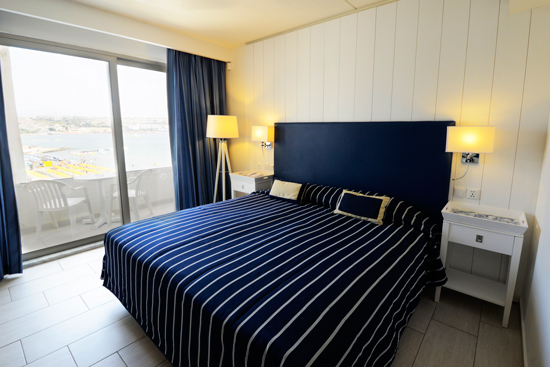 Seaview Standard Room