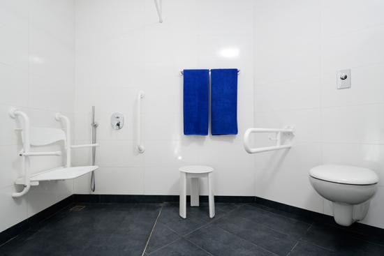 Accessible Room Bathroom