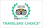 SULTAN GARDENS IS A WINNER OF TRIPADVISOR 2018 TRAVELERS CHOICE AWARD!