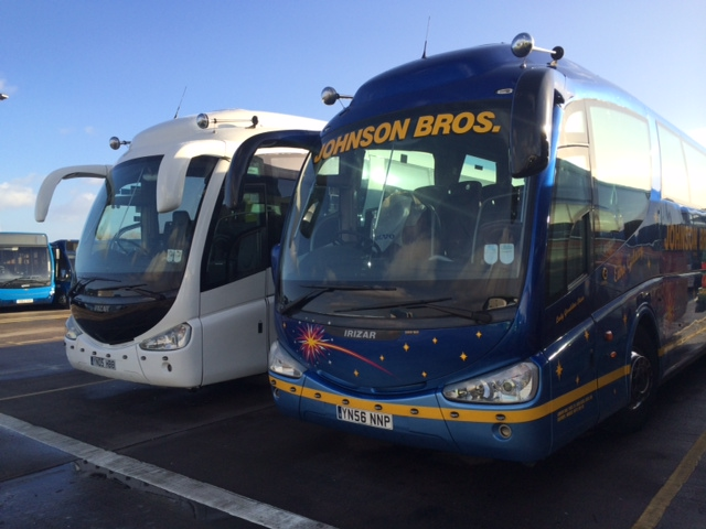 Two Coaches joining our Fleet very soon!