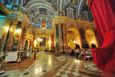 Soprano Concert at Mdina Cathedral