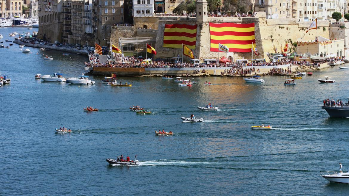 Traditional Regatta
