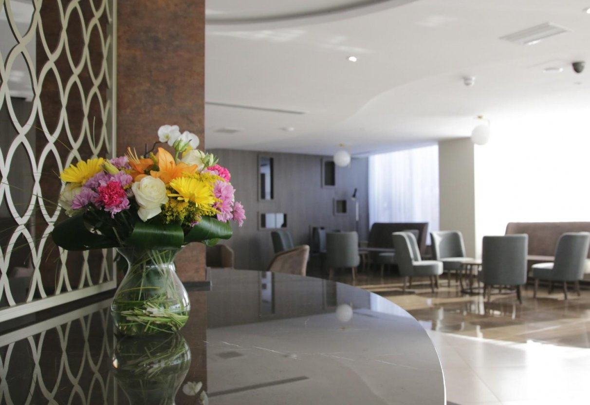 ABOUT THE WATERFRONT HOTEL