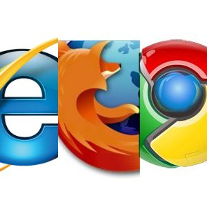 Firefox and Chrome surpass Internet Explorer