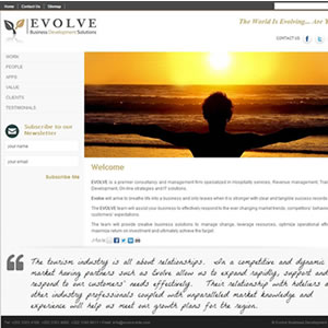 Evolve Business Development