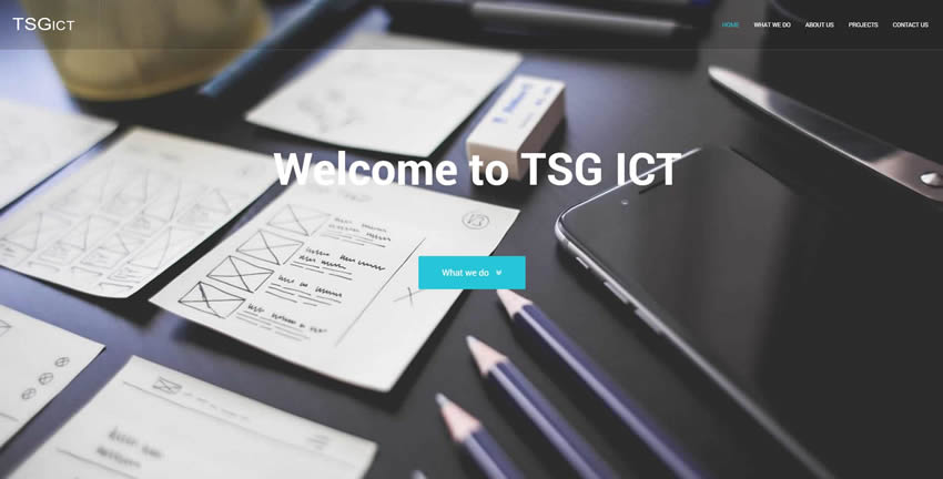 TSG ICT - Home Page