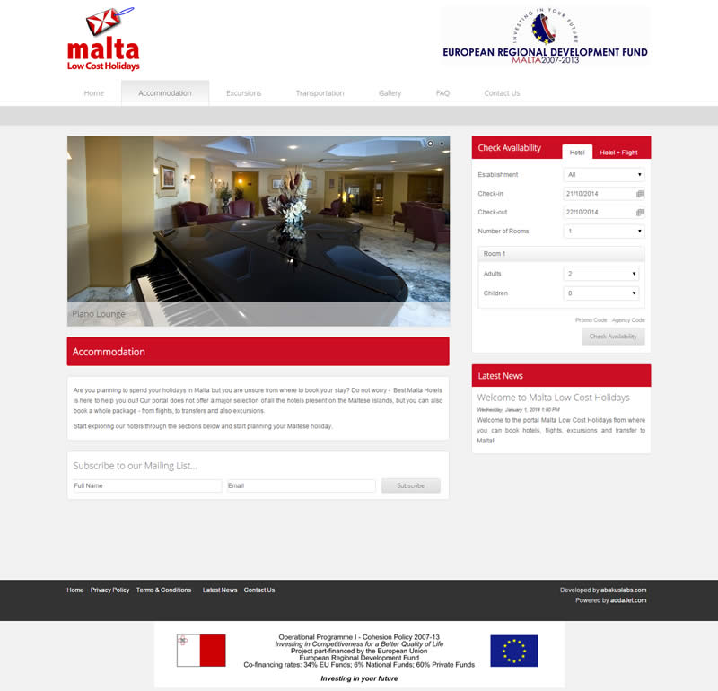 Malta Low Cost Holidays