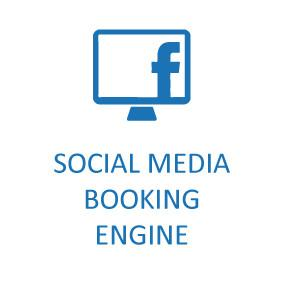 Social Media Booking Engine