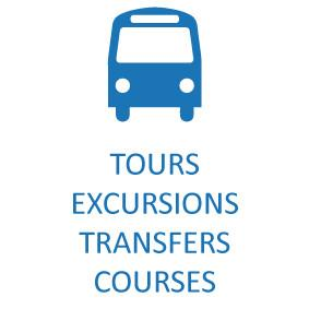 Tours Excursions Transfers Courses