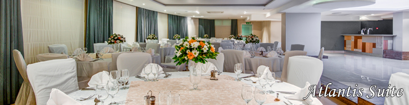Weddings Atlantis Suite db Seabank