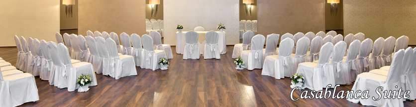 Weddings Casablanca Suite db San Antonio