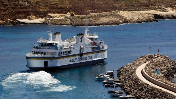 Extra Gozo Channel trips for Carnival weekend in Gozo