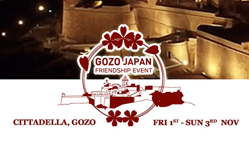 Gozo Japan Friendship Event