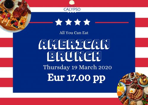 American Brunch Now in Gozo