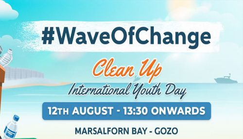 #WaveOfChange Clean Up