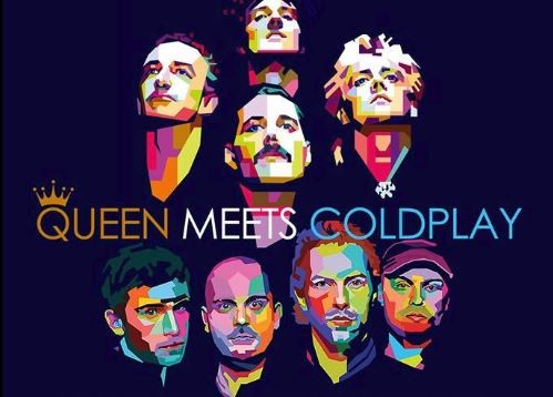 Queen Meets Coldplay
