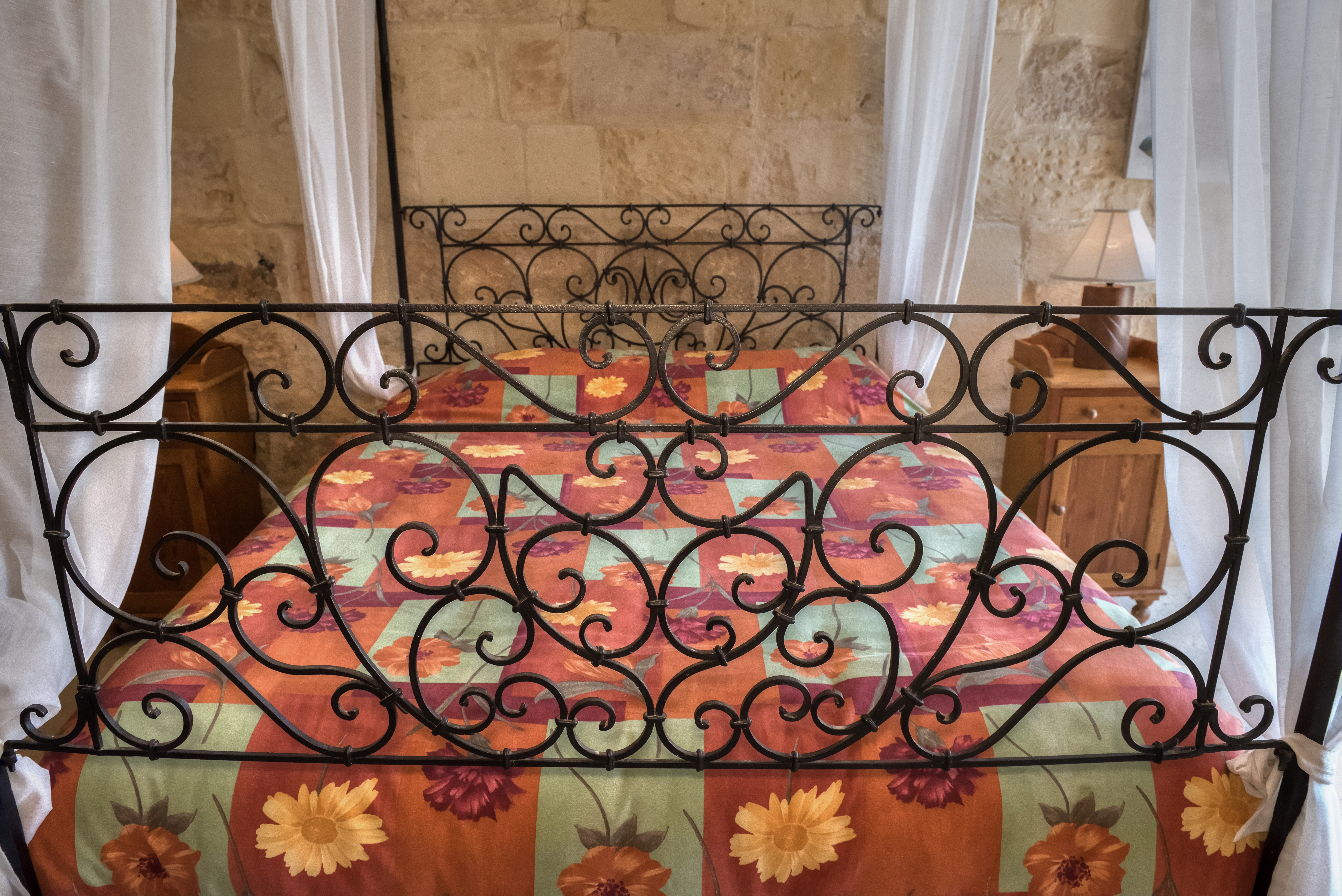 Traditional Maltese Bed