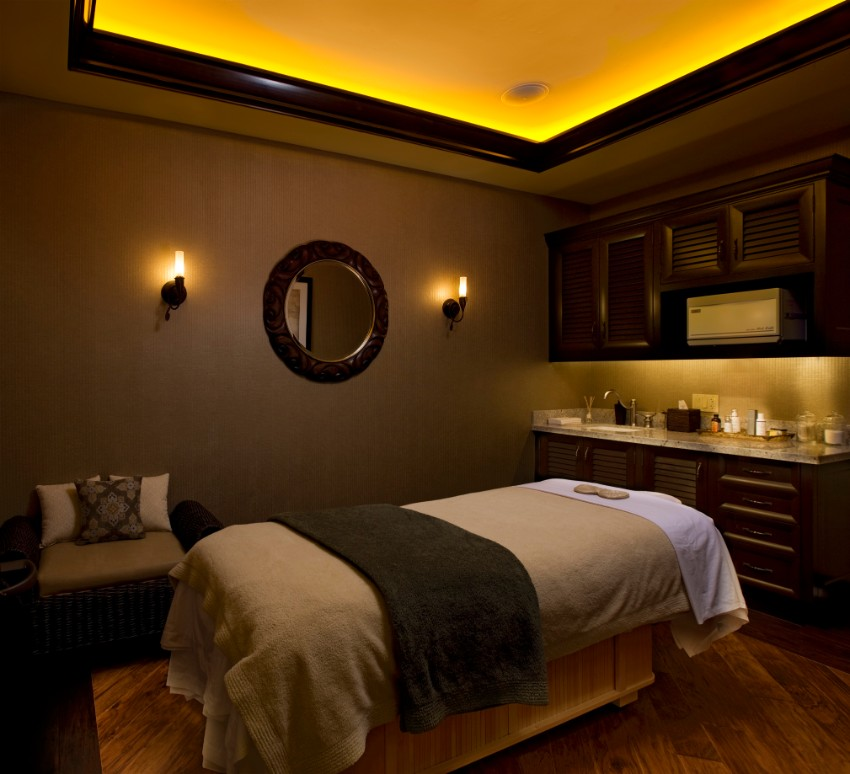 Spa Beaumontia Treatment Room