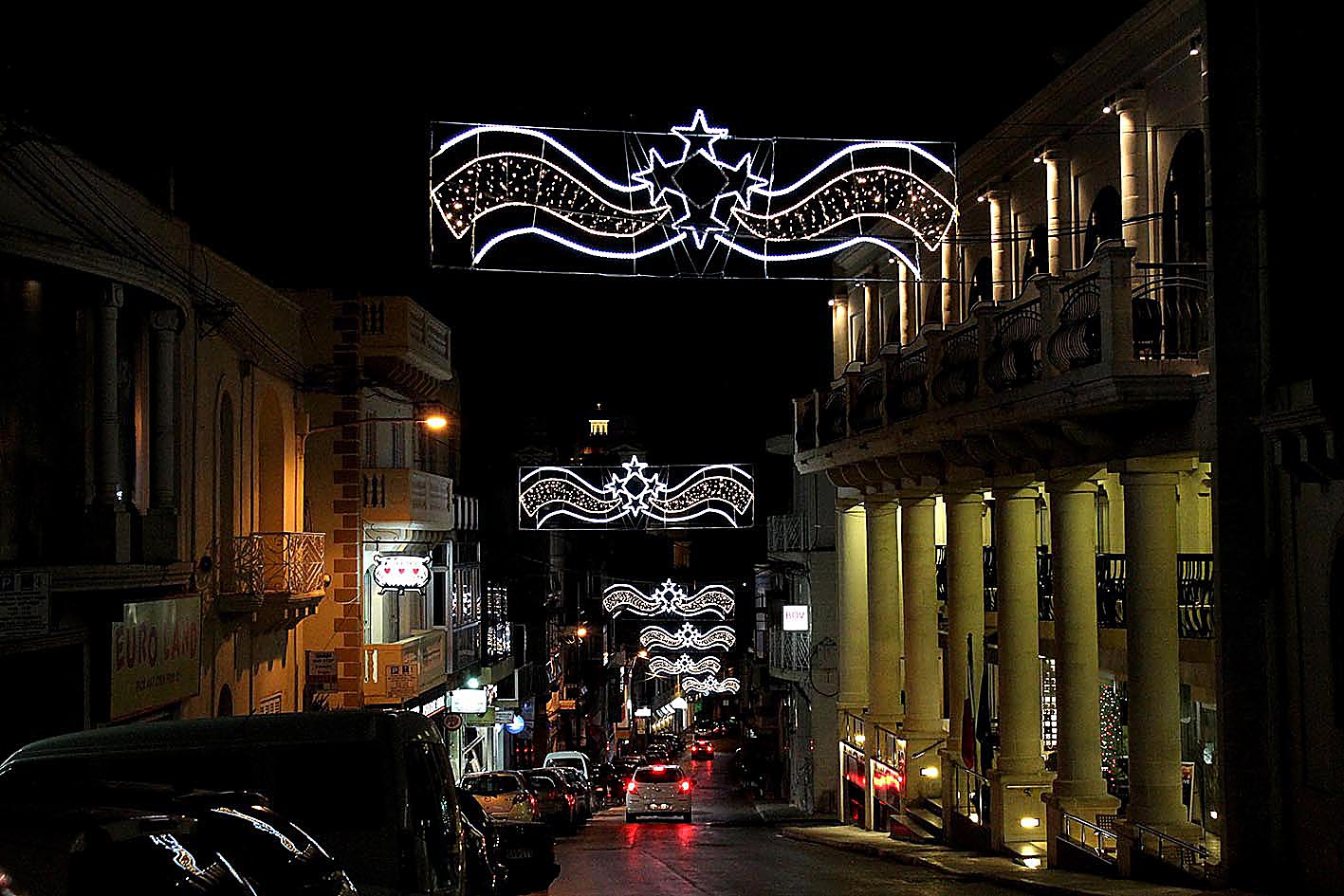 Initiatives by the Mellieħa Local Council during the Festive Season