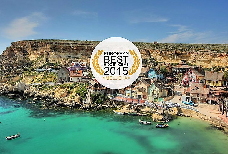 Mellieħa wins another touristic award on a European level – Best European Hidden Gems 2015