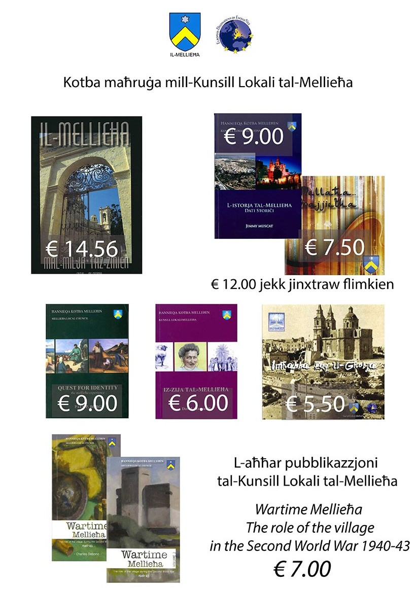 Mellieha Publications