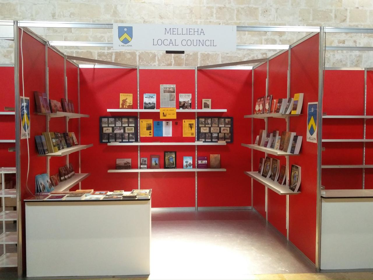 The Malta Book Festival 2016