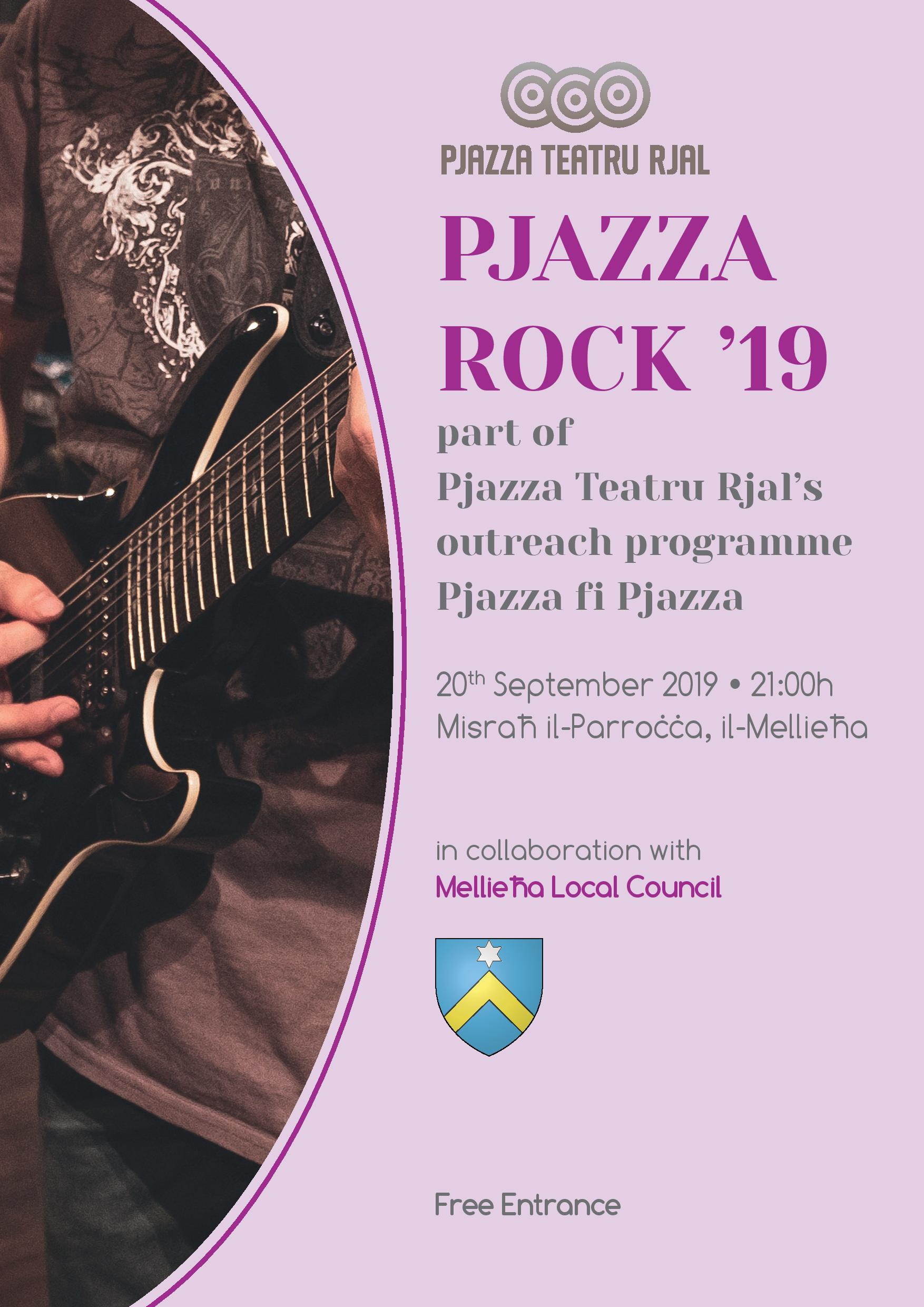 Pjazza Rock 2019