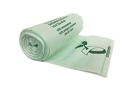 Collection of Organic and Recycable Bags