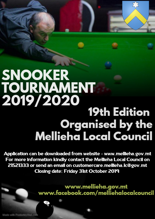 Snooker Tournament
