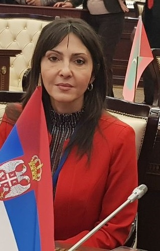 PAM representative Olivera Ognjanović stresses importance of youth in parliamentary process