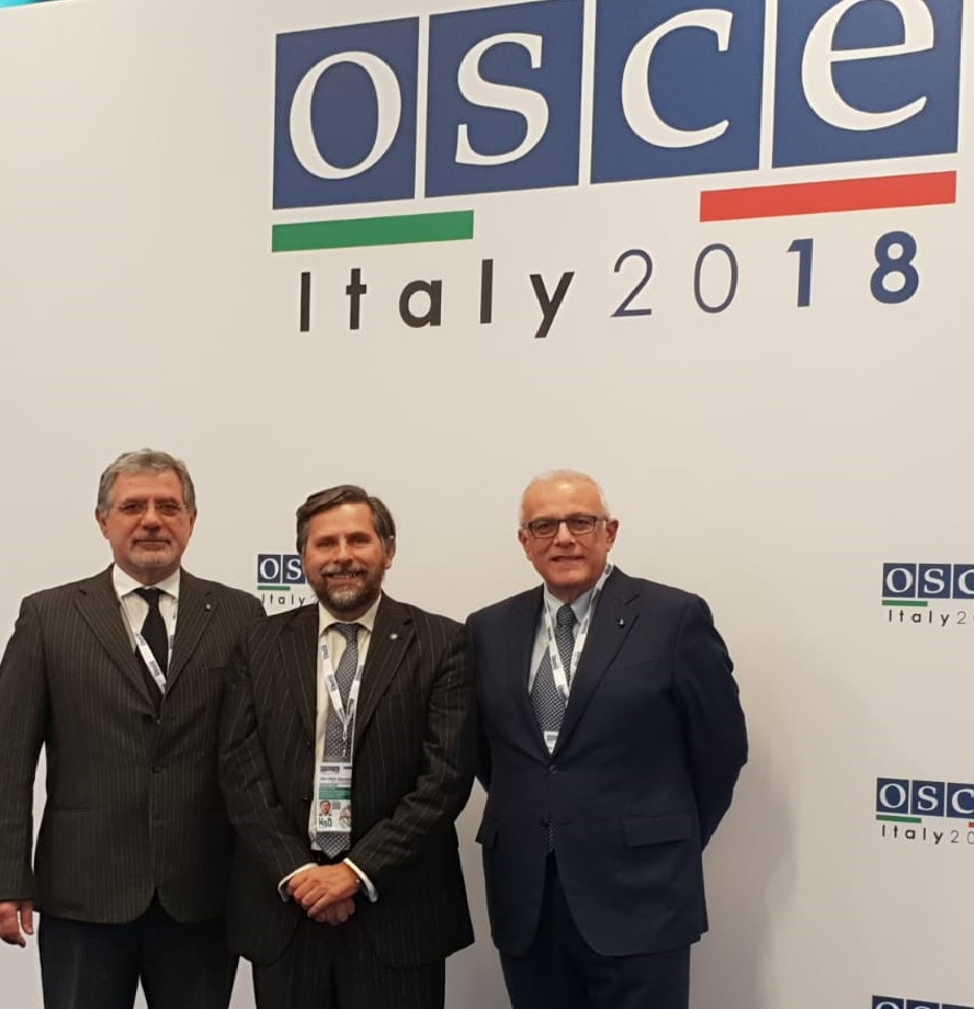 OSCE Ministers highlight the importance of Security and Cooperation in the Mediterranean at their 25th Council