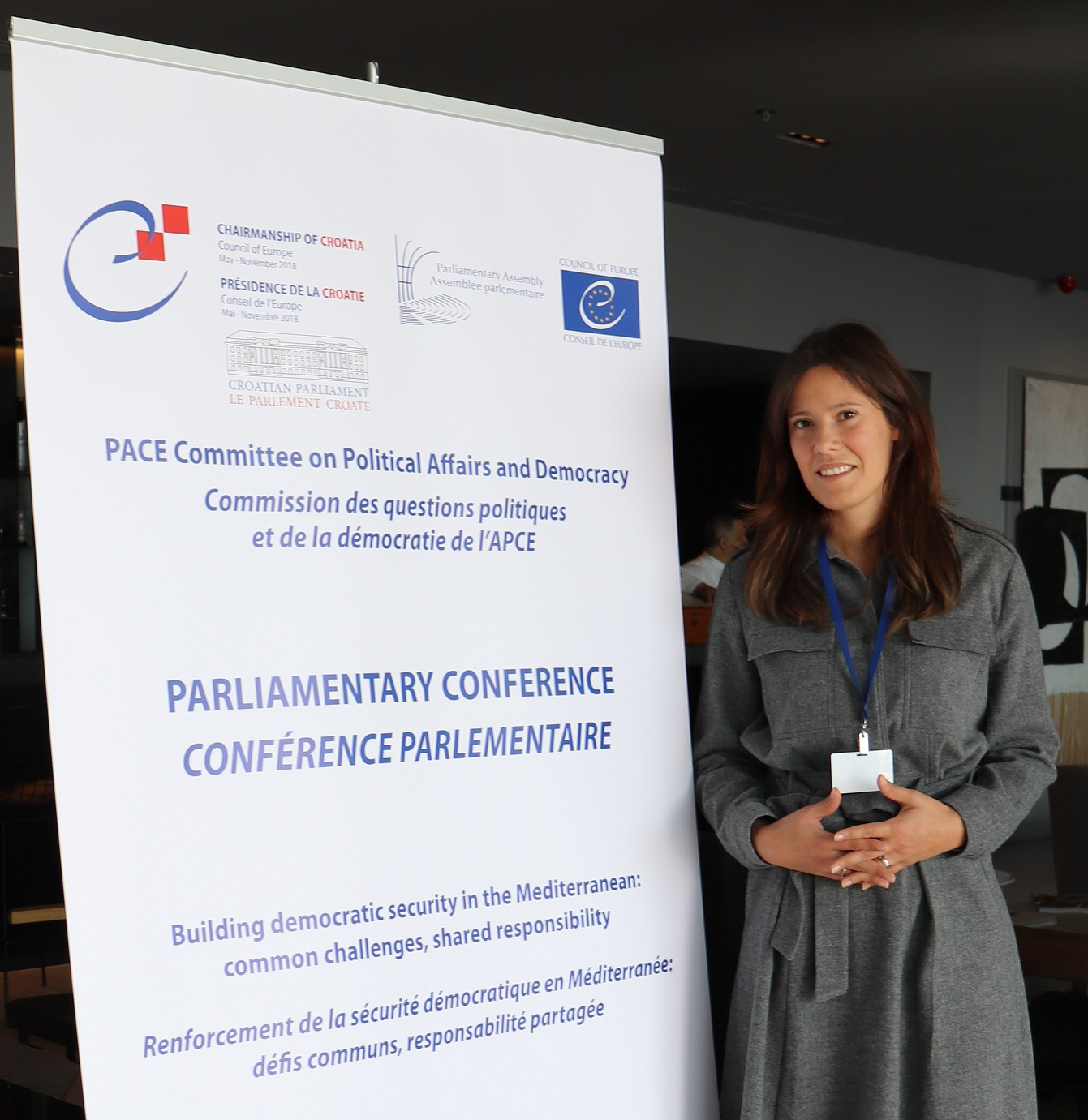 PAM's Parliamentary Diplomacy a vital stakeholder in challenges facing the Mediterranean - Hon. Dragica Roščić