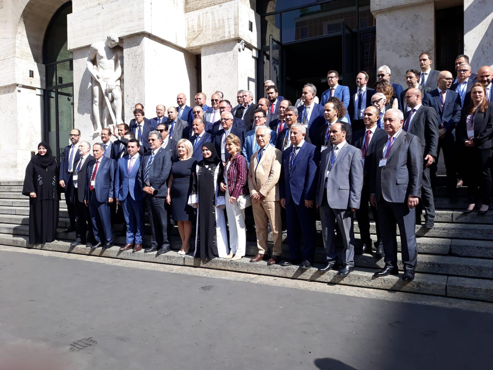 Key economic challenges facing the economic ecosystem in the Mediterranean addressed during PAM regional meeting in Milan