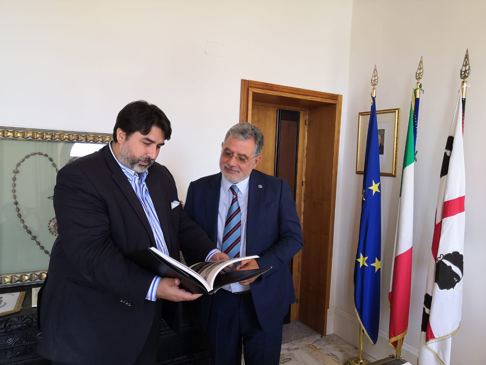 Sardinia to establish closer relations with PAM and its Mediterranean network