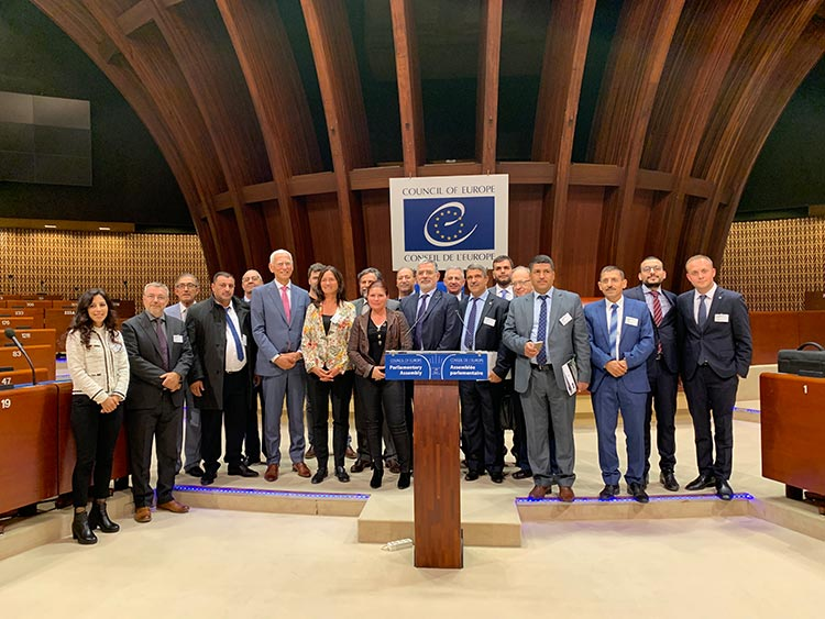 PAM and Council of Europe tackle cybersecurity