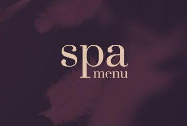 Our Spa Menu