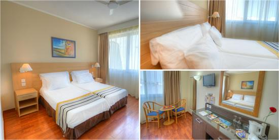 The Preluna Hotel - City View Rooms