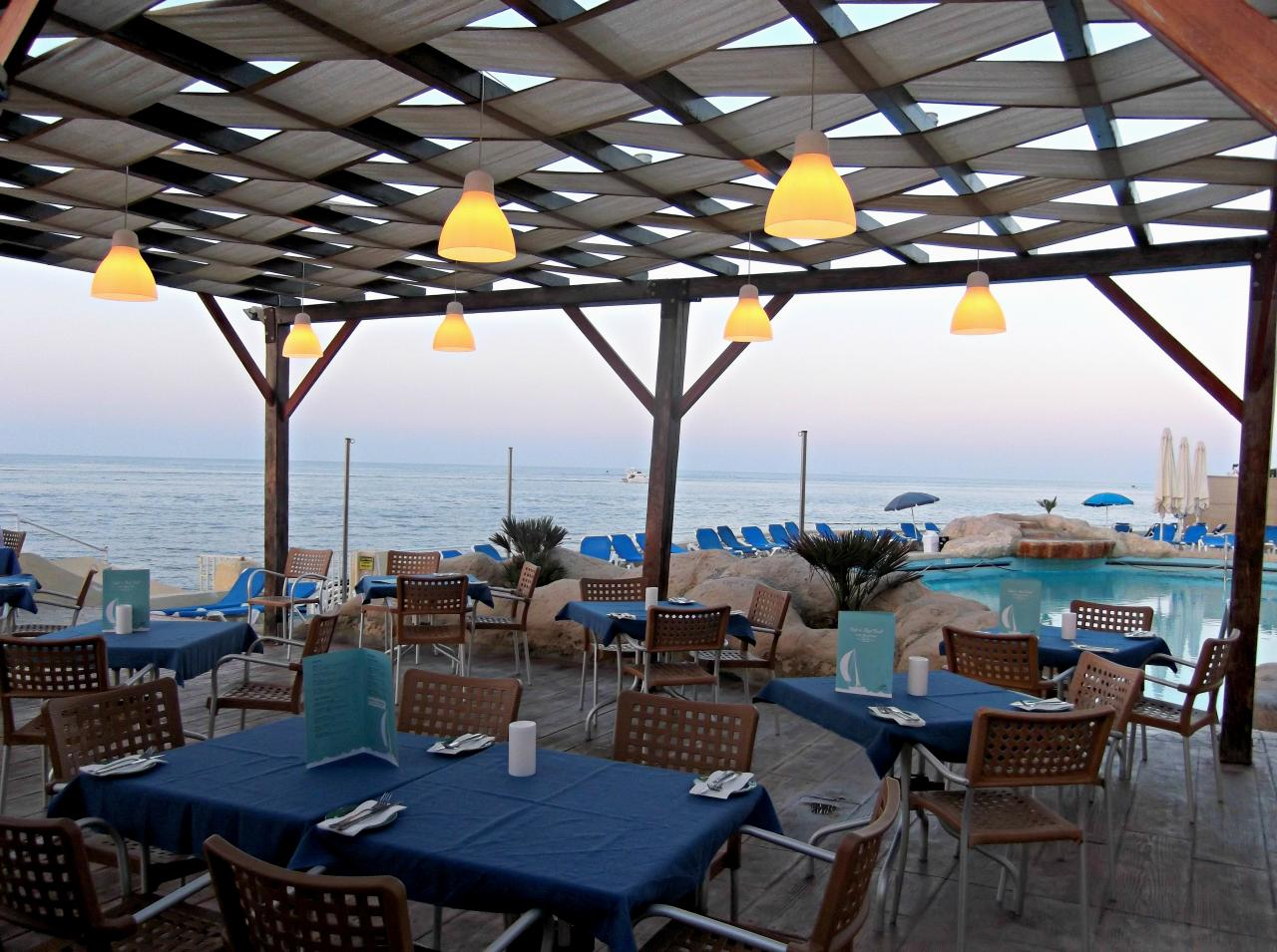 Surf & Turf at The Preluna Beach Club (Open July to September)