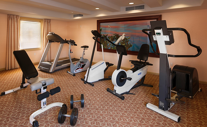 Fitness Centre - Sandpiper Lodge
