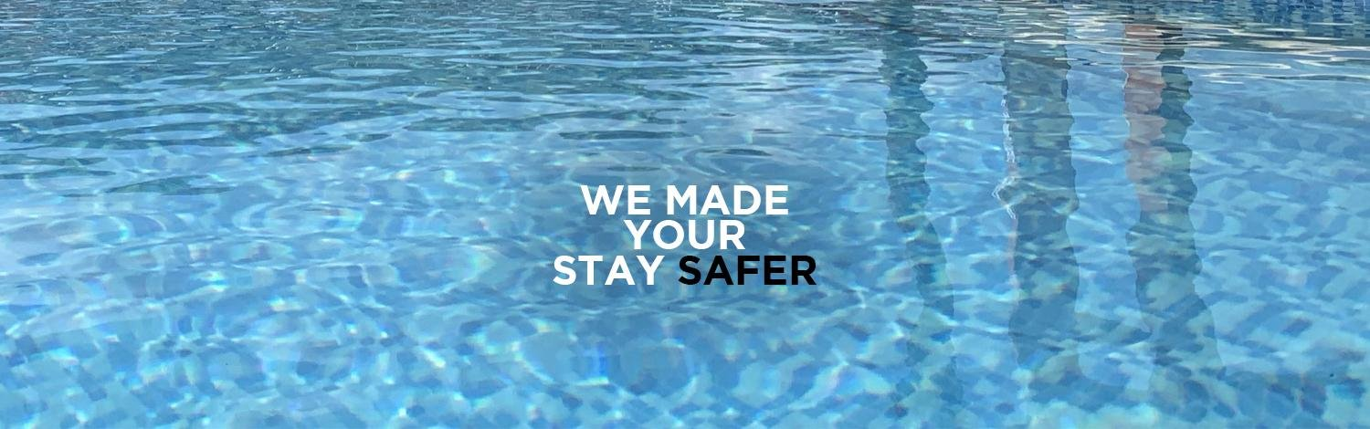 Discover how we made your All-Inclusive Stay Safer