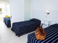 Family Rooms / Junior Suite