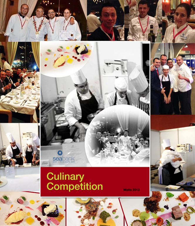 Culinary Competition 2013