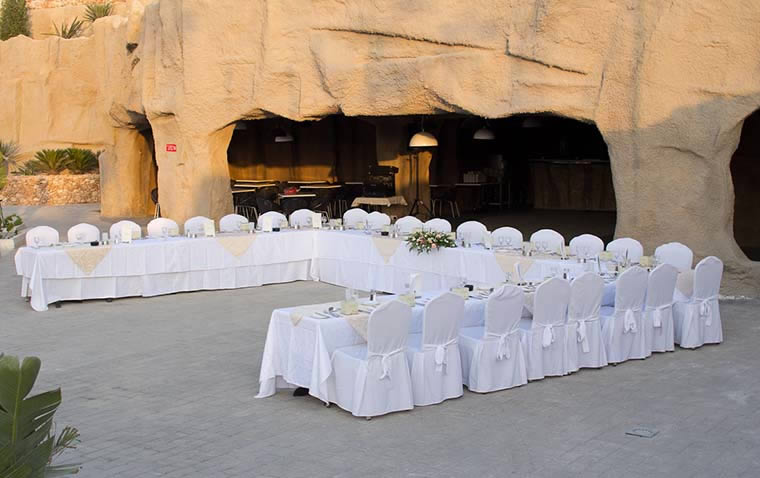 The Grotta Venue