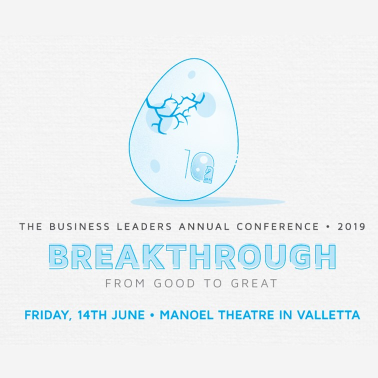 Business Leaders Annual Conference 2019 Breakthrough: From Good to Great