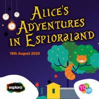 Alice's Adventures in Esploraland