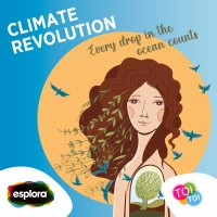 Toi Toi Collective presents Climate Revolution at Esplora