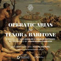 Opera Arias for Tenor and Baritone
