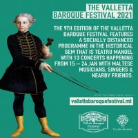 The Valletta Baroque Festival 2021